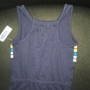 Old Navy One Pieces - Old Navy Girls Romper NWT